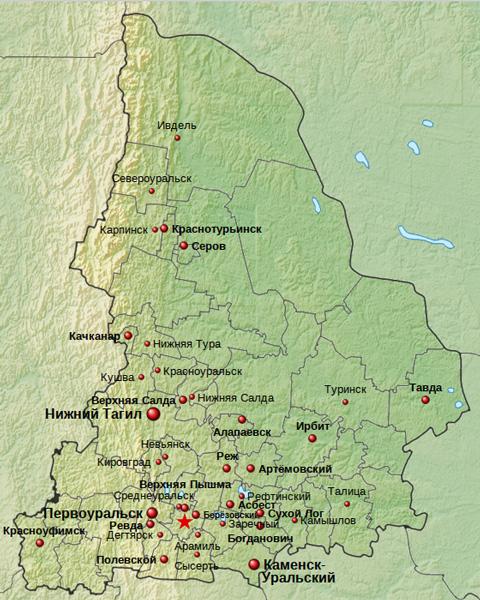 Ремонт гидравлических тележек в городах Свердловской области